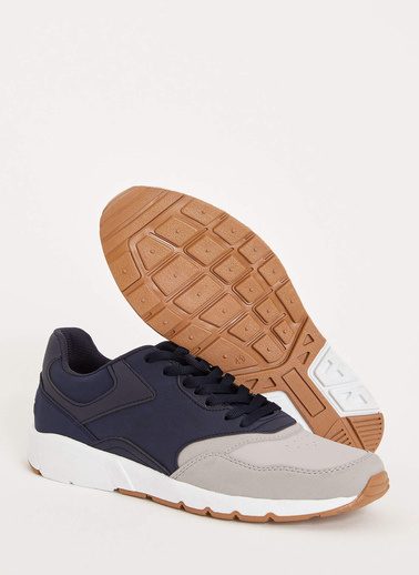 DeFacto Sneakers Lacivert